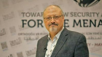 Canada has heard Khashoggi recording