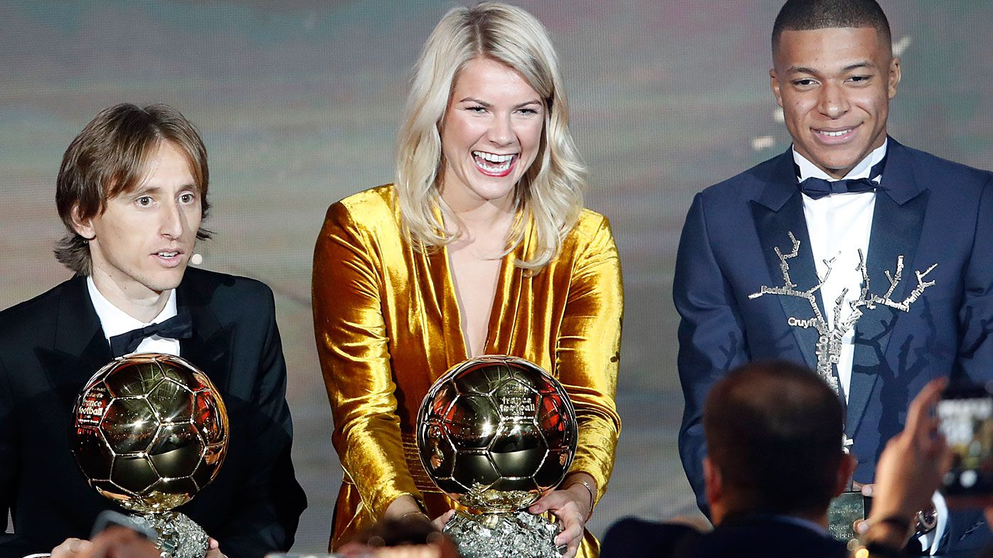 Why Ada Hegerberg won't play in the 2019 Women's World Cup
