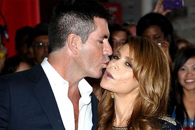 """One woman who definitely didn't fall for Simon was his <i>American Idol</i> co-star Paula Abdul, who described him as a """"fungus"""".<br/><br/>""""It was definitely tortuous,"""" she said of working with the music mogul. """"Definitely love/hate - to the sense that when we are on the hating side I will actually cross the street and walk on the other side, I avoid him like the plague. <br/><br/>""""But you know... he's like acquired taste. He's like fungus - he sticks around a long time and then finally you just surrender to it."""" <br/>"""
