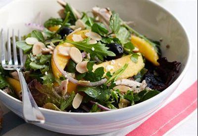 """<a href="""" /recipes/ichicken/8348510/mango-and-chicken-salad """" target=""""_top"""">Mango and chicken salad<br> </a>"""