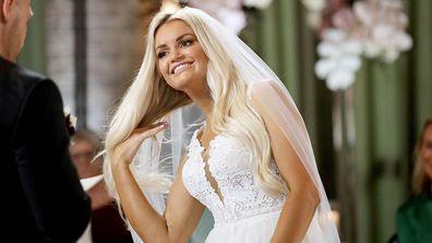 Samantha and Cameron Wedding Album MAFS 2021
