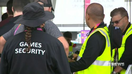 Commonwealth Games officials say complaints have been exaggerated. (9NEWS)
