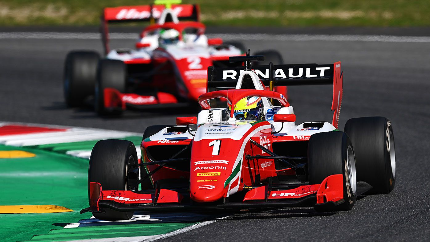 EXCLUSIVE: Piastri confirms F2 options on the table, future may depend on Schumacher's move