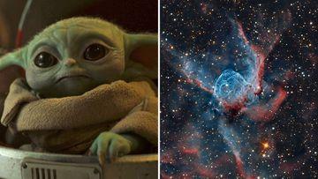 Baby Yoda nebula