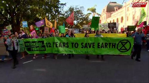 Scores Arrested as Extinction Rebellion Protests Kick Off Worldwide