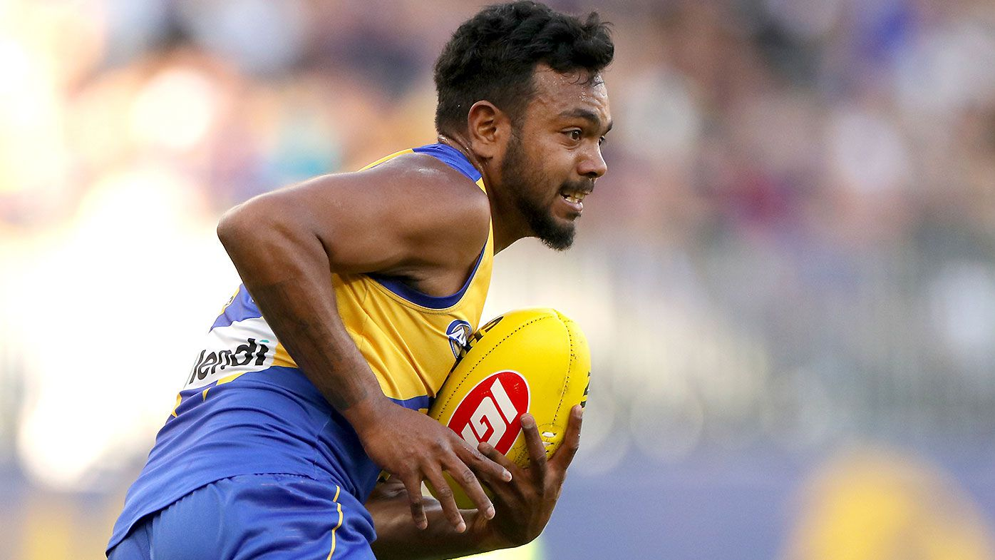 AFL CEO Gillon McLachlan holding West Coast Eagles star Willie Rioli accountable for drug troubles