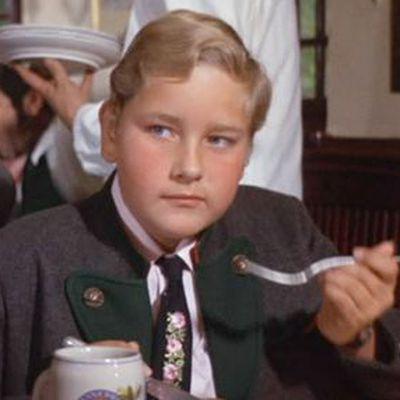 Michael Bollner as Augustus Gloop: Then