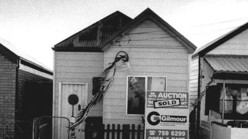 This house sold for $40,000 in 1991.