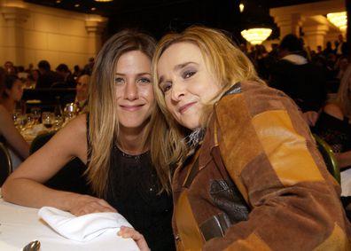 Jennifer Aniston & Melissa Etheridge