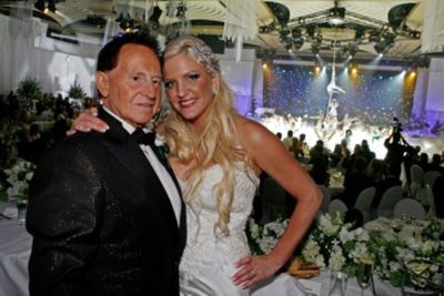 It's thought Brynne Gordon's lavish wedding to Geoffrey Edelsten in November 2009 cost upwards of three million dollars. The wedding, held at the Crown Casino, had 550 guests – <i>Seinfeld</i> actor Jason Alexander and actress Fran Drescher from <i>The Nanny</i>.