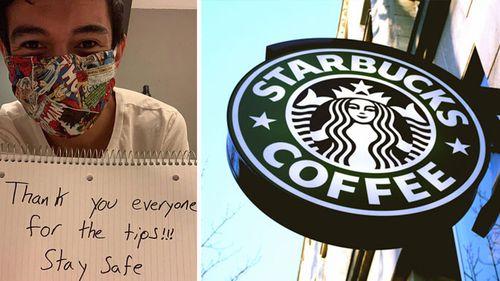 Starbucks barista receives $117k in tips