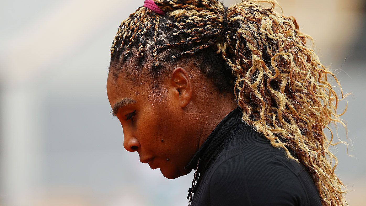 Serena Williams' husband unleashes on Madrid Open owner after 'racist/sexist' tirade