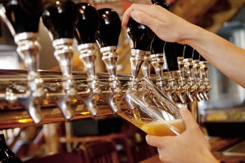 The Cancer Council warns the more alcohol you drink, the greater risk you have of cancer.