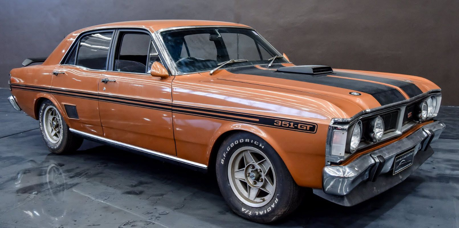 Aussie Muscle Cars Available Today Its One Of The Rarest Barn Finds In Australian History And Thats Why This  Ford Falcon Phase Iii Gtho