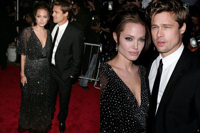 Despite their PDA-packed pashes and super-cute bub covers, Brangelina walked their first official red carpet at a couple at the NY premiere of Ange's <i>The Good Shepherd</i>.<br/><br/>And it. was. magical. <br/><br/>Source: Getty