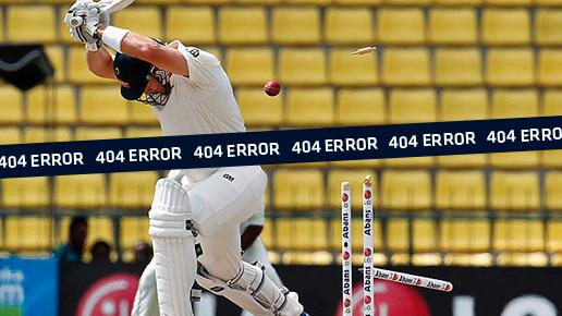 Cricket 404
