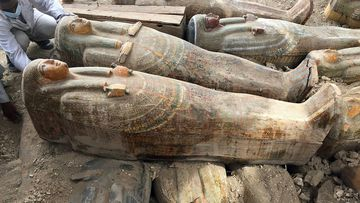 30 untouched mummies discovered in Egypt