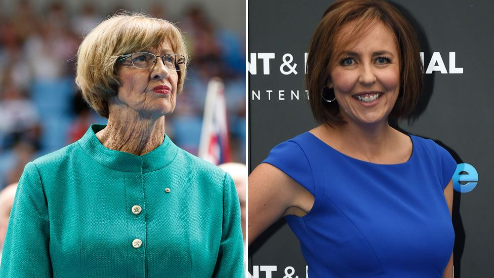Liz Ellis, Peter FitzSimons take on Margaret Court over her opposition to same-sex marriage
