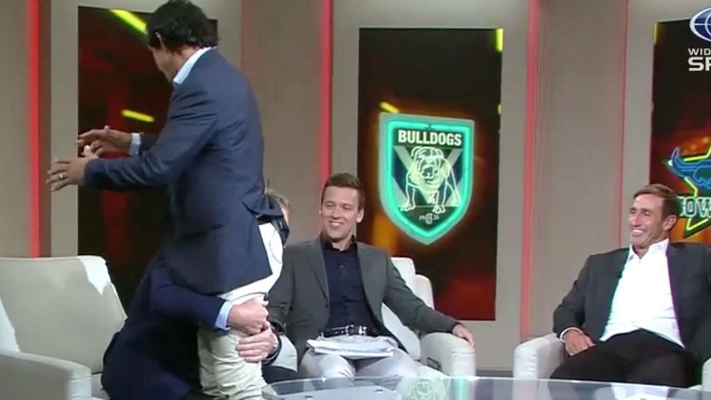Paul Vautin enacts Jason Taumalolo strategy