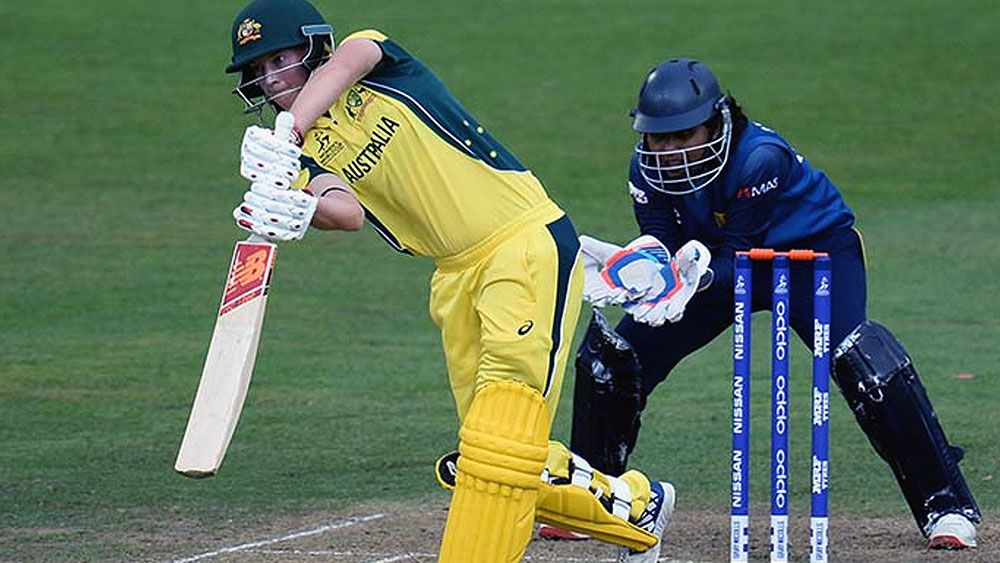 Australian captain Meg Lanning ruled out of Ashes after shoulder surgery