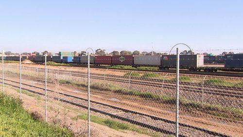 Adelaide Freight Terminal