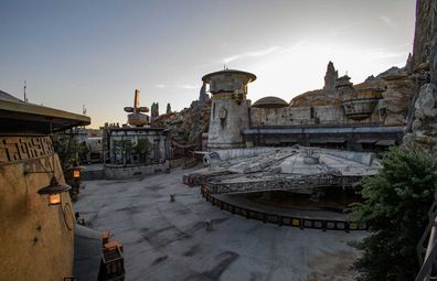 Disneyland Star Wars: Galaxy Edge - Millennium Falcon