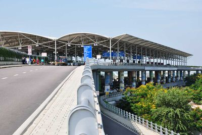 10. Rajiv Gandhi International Airport