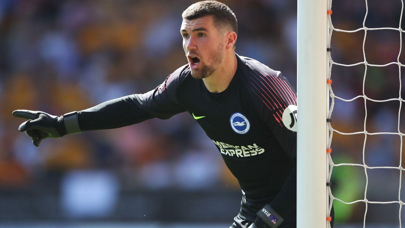 How Socceroos goalkeeper Mat Ryan could decide English Premier League title race