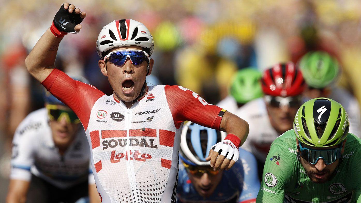Egan Bernal claims Tour de France title, Aussie Caleb Ewan wins final stage