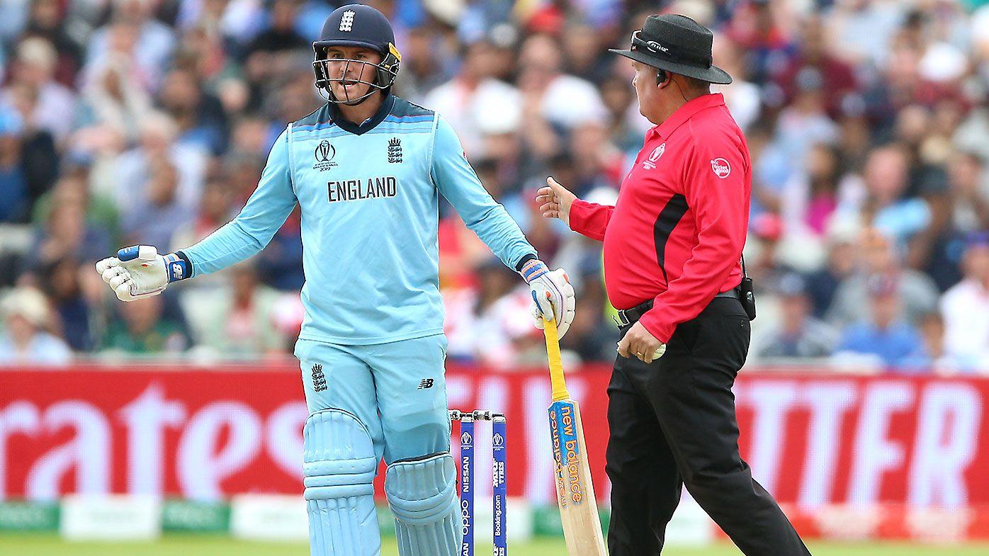 Ex-Australian Test opener slams England star Jason Roy's expletive-filled semi-final tirade