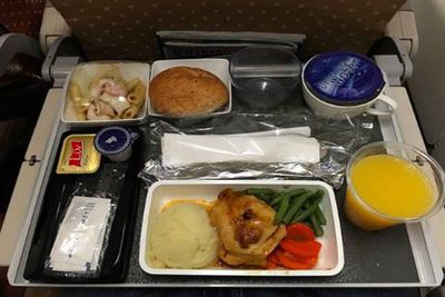 <strong>Singapore Airlines Economy</strong>