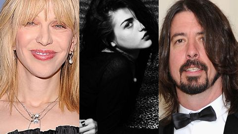 Courtney Love threatens to kill Dave Grohl for allegedly hitting on her daughter