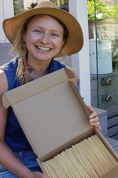 Stroh founder, Teresa Aylott