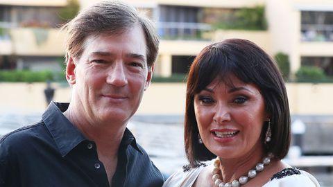 David and Lisa Oldfield.