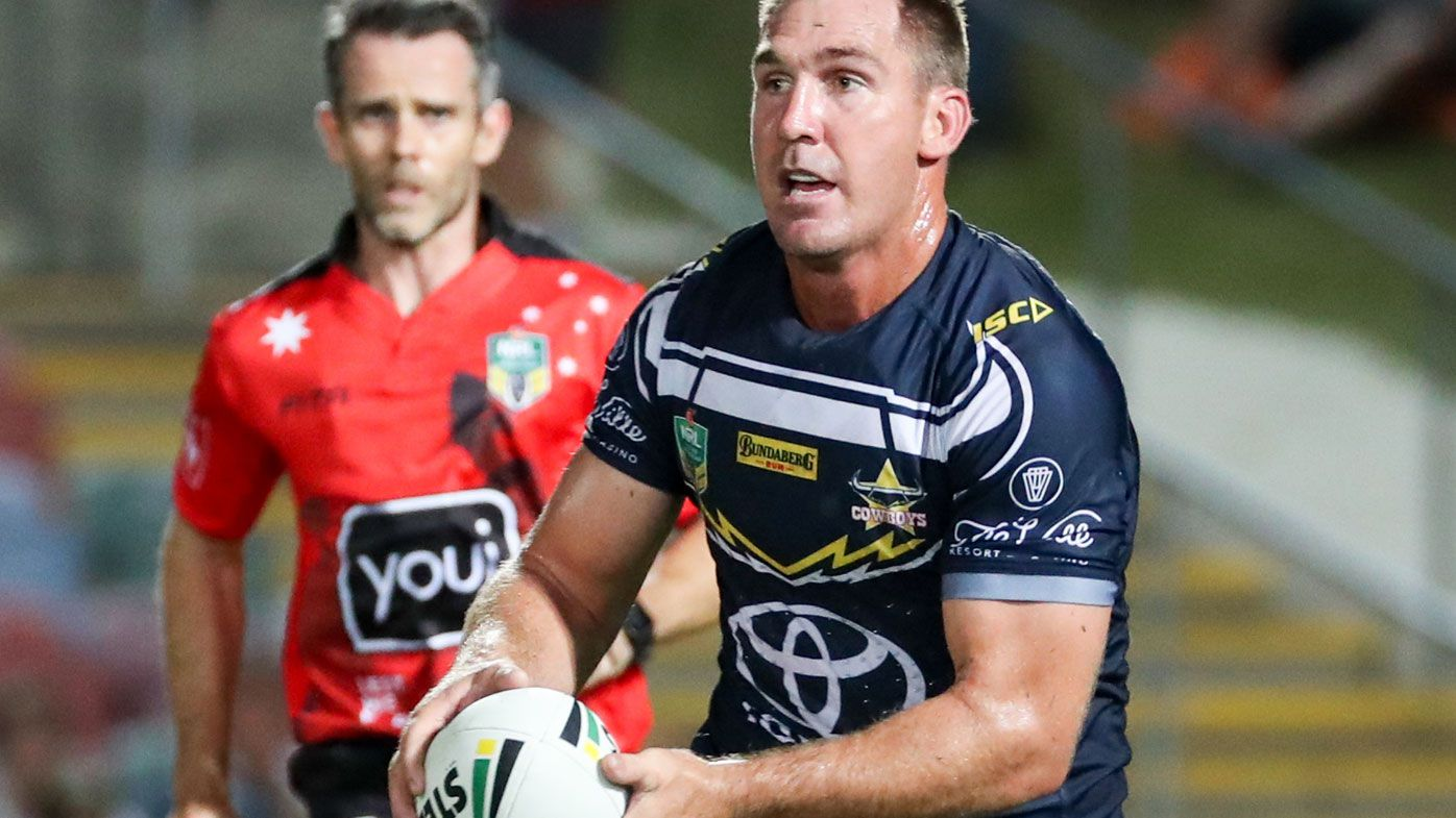 Cowboys star Scott Bolton charged with indecent assault: report