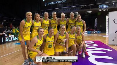 Dominant Diamonds claim sixth consecutive Constellation Cup