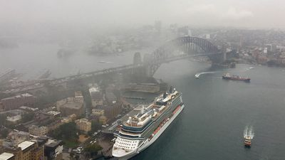 Finally! Sydney gets the rain it waited 76 days for