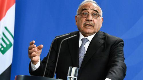Iraq PM Adil Abdul-Mahdi resigns amid crisis and anti-government protests 1