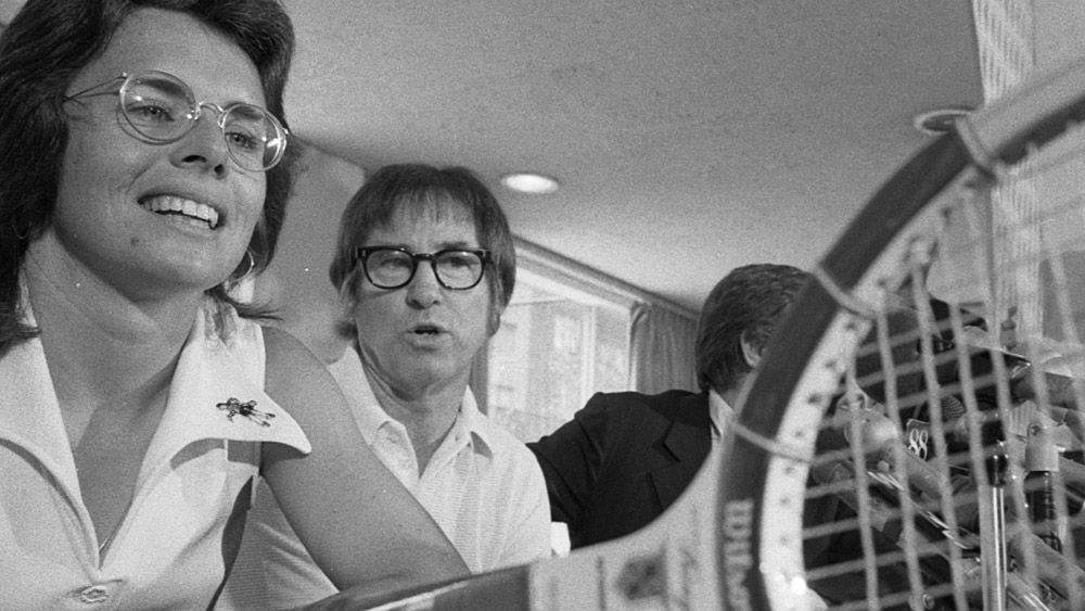 Tennis: Billie Jean King's racquet from 'Battle of the Sexes' match against Bobby Riggs sold for record price