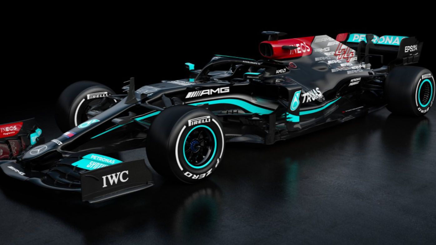 Mercedes unveil new F1 car for Lewis Hamilton bid to win record eight world title