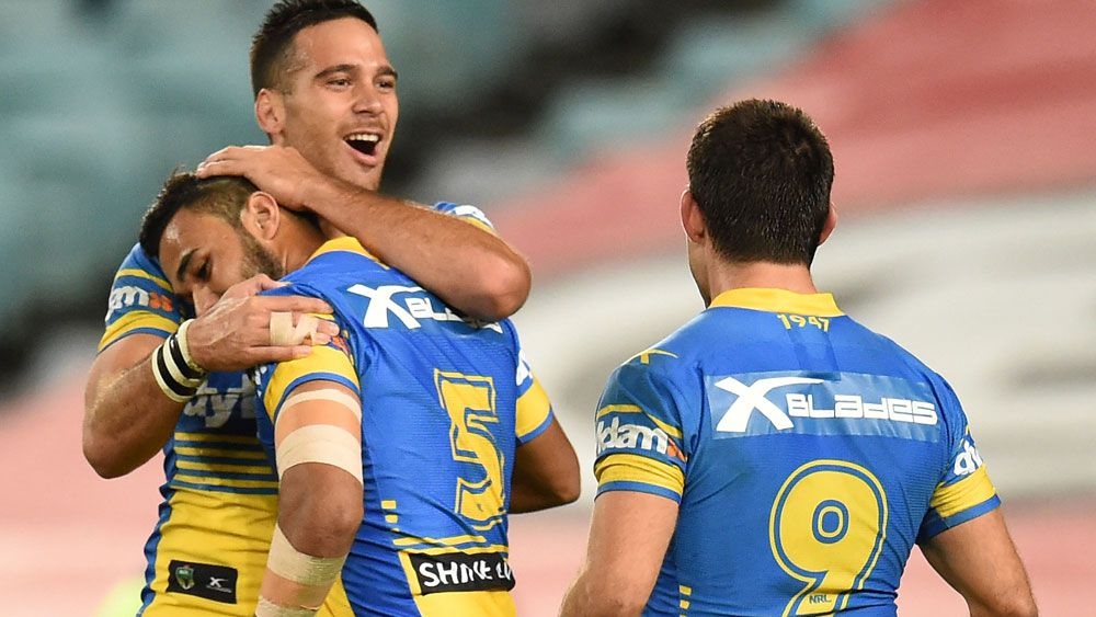 French fires Eels to NRL win over Rabbits