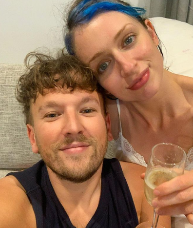 Dylan Alcott disability with his girlfriend