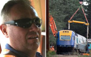 'He took his job seriously': Sister of train driver speaks out in wake of derailment