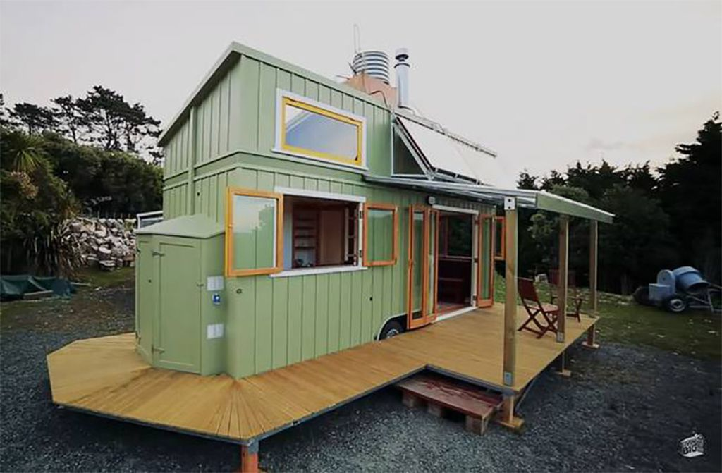 Spotlight on: The tiny house movement in New Zealand