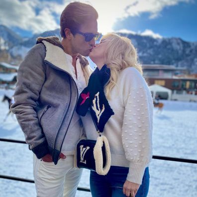 Rebel Wilson sparks rumours she's reconciled with Jacob Busch.