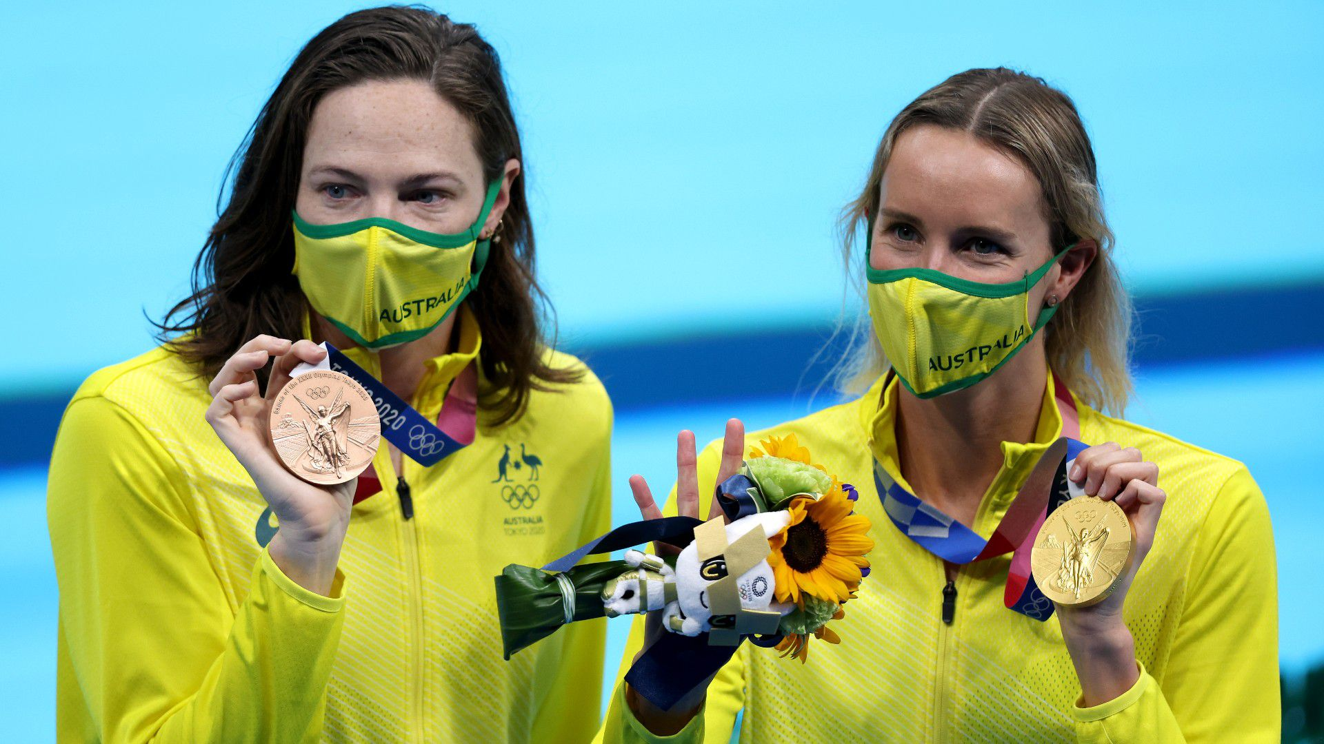 Gold, Olympic record for jubilant Emma McKeon
