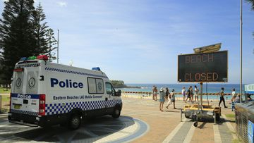 Randwick Council closed Coogee Beach on March 28 after people ignored social distancing rules. It will reopen for exercise only from Monday April 20.