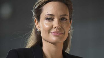 Angelina Jolie will visit Nauru in her capacity as UN refugee envoy. Pic: Getty