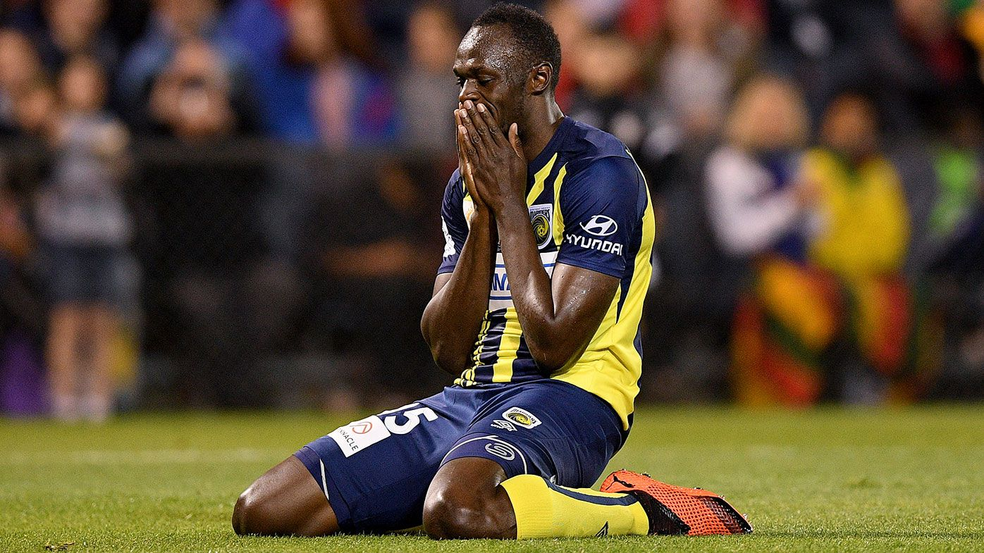 Matildas star Sam Kerr says Usain Bolt deserves marquee status in the A-League