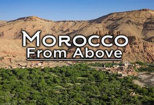 Morocco from Above
